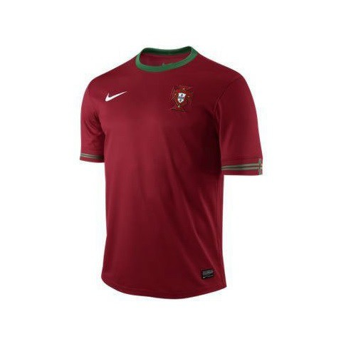 Portugal home jersey replica 2012