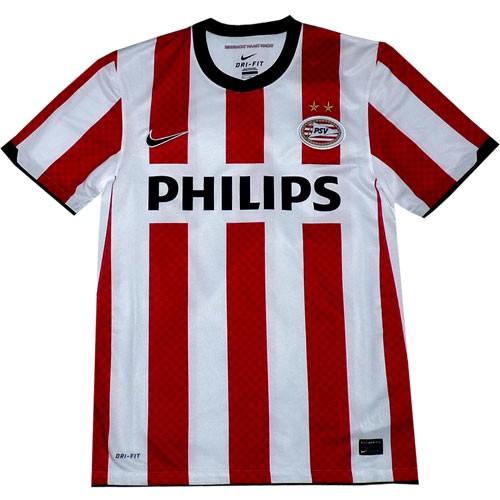 PSV hjemmetrøje 2010/12