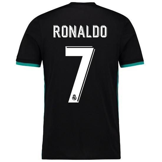 Real Madrid away jersey 2017/18 - youth - Ronaldo-7