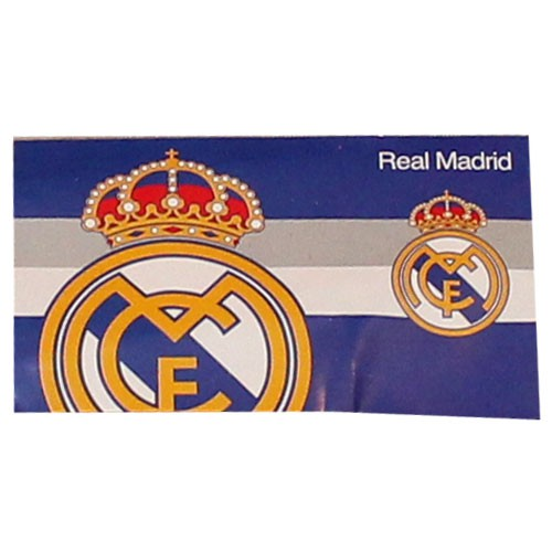 Real Madrid flag-purple