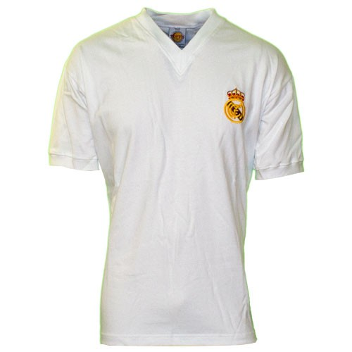 Real Madrid retro shirt 1950s