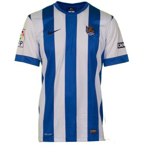 Real Sociedad home jersey 13/14