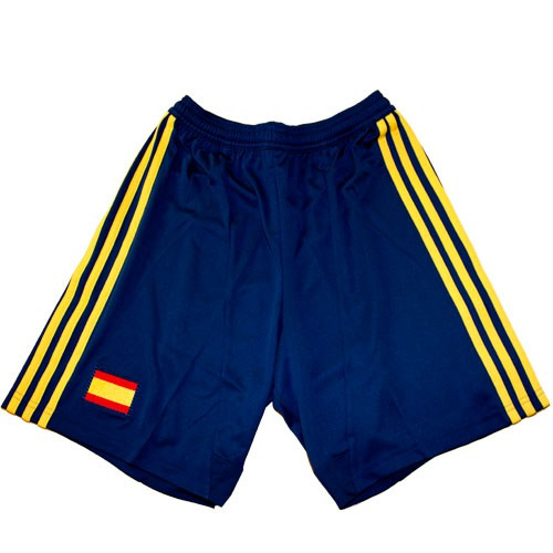 Spain home shorts 2012