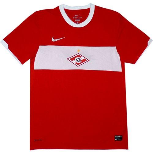 Spartak Moskva hjemmetrøje 2011/12
