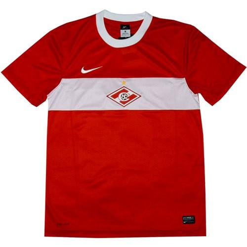 Spartak Moskva stadium jersey 11-12