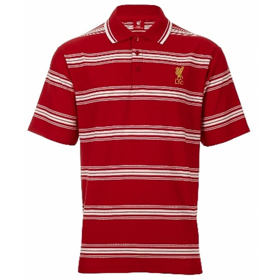 Liverpool polo shirt - stripe