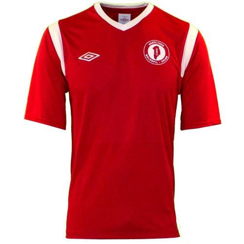 Greenland away jersey 2012/13