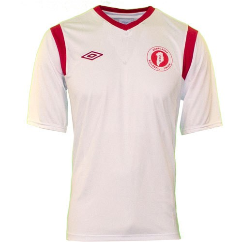 Greenland home jersey 2012/13