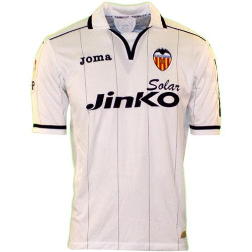 Valencia hjemmetrøje 2012/13