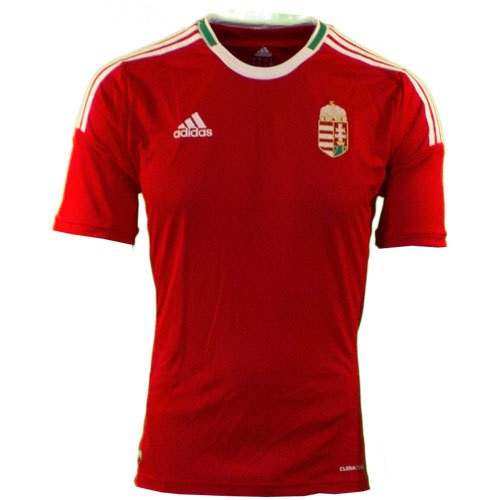 Hungary home jersey 2012/14