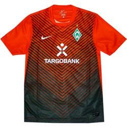 Werder Bremen ude trøje 11-12