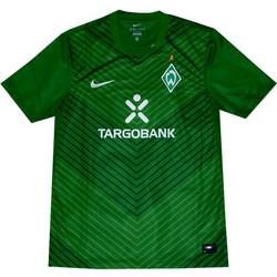 Werder Bremen hjemmetrøje 2011/12
