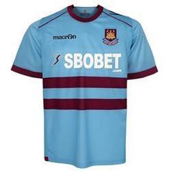 West Ham United ude trøje 11-12