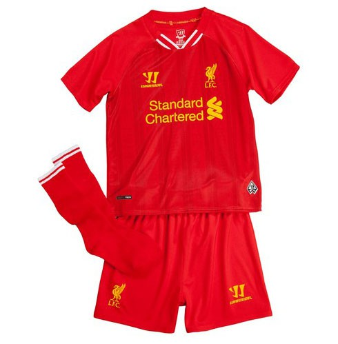 Liverpool FC home infant kit 2013/14