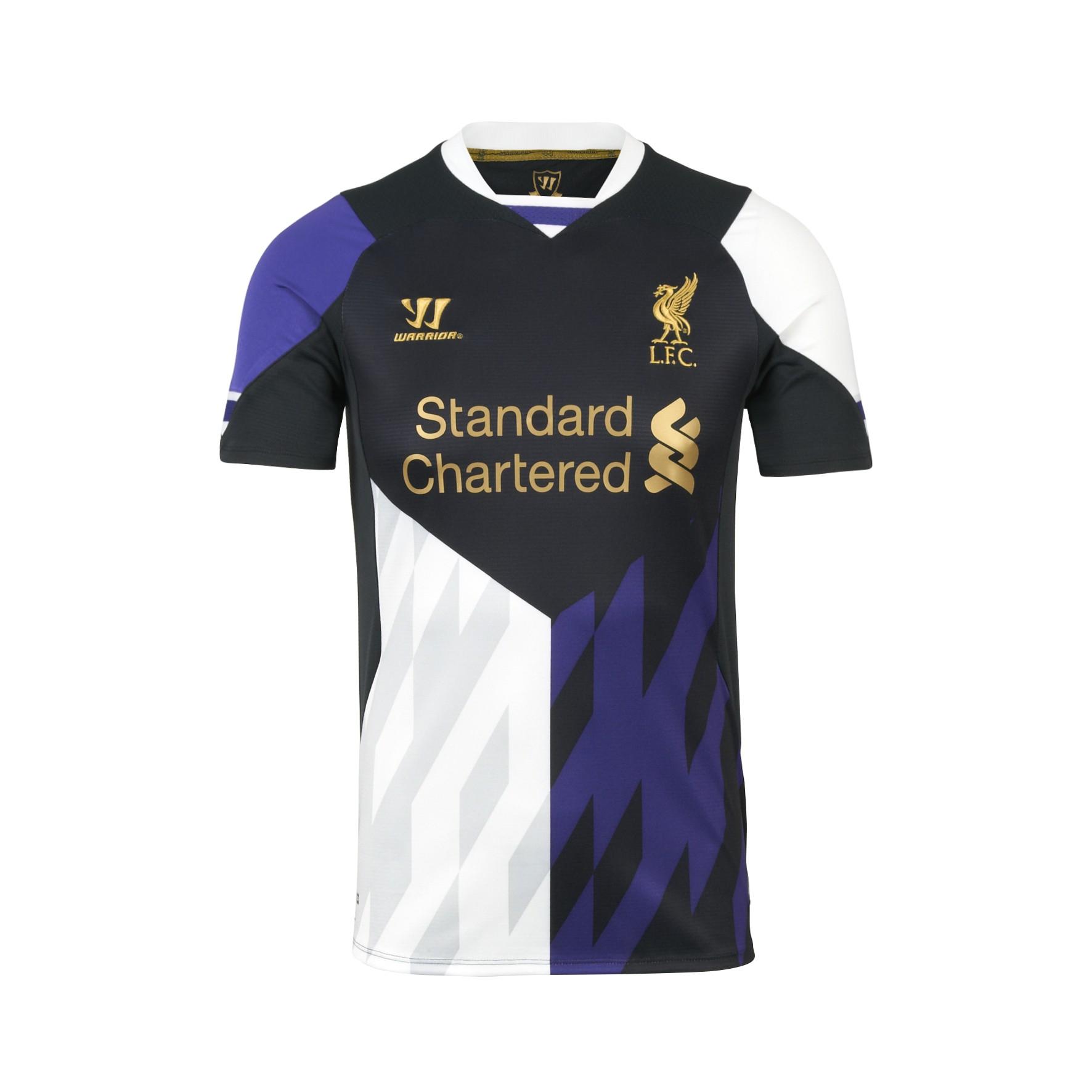 Liverpool FC short sleeve junior 2013/14