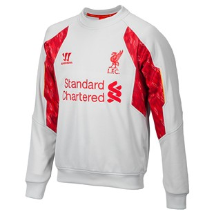 Liverpool FC training sweat junior 2013/14