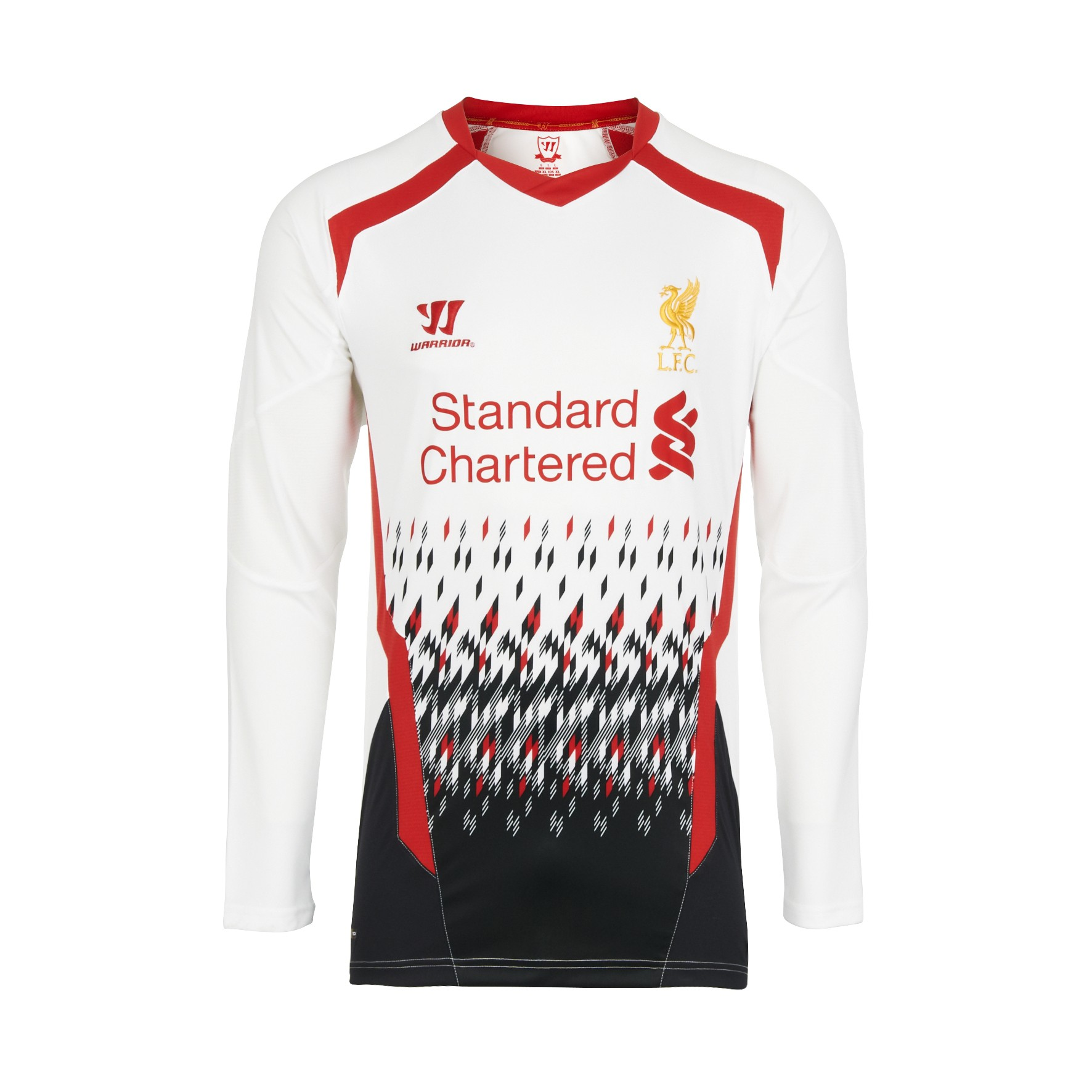 Liverpool FC away long jersey 2013/14