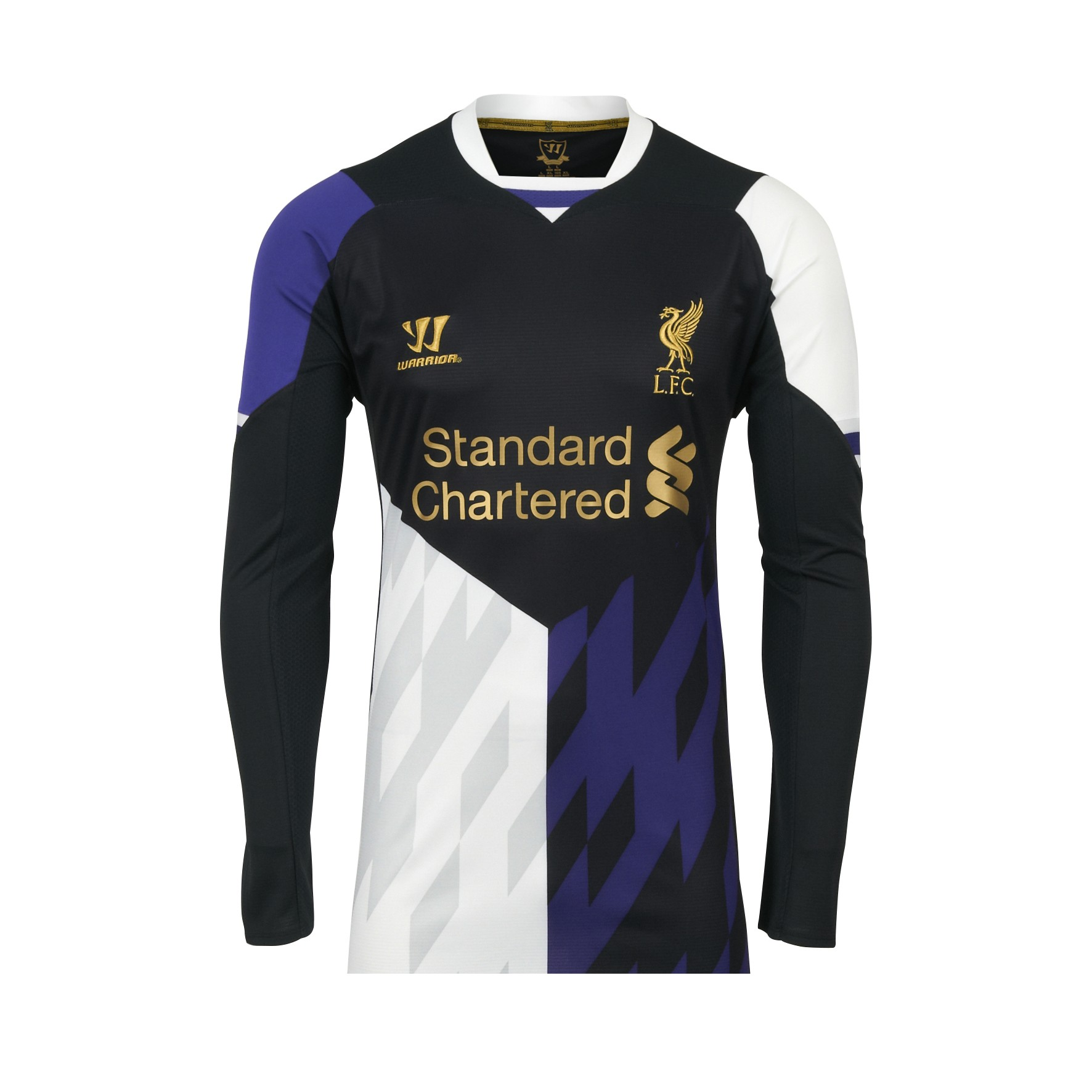 Liverpool FC long sleeve jersey 2013/14