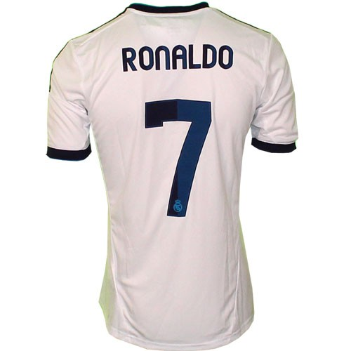 Real Madrid home jersey 2012/13 - CR7