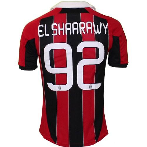 AC Milan home jersey 2012/13 - El Shaarawy 92