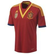 Spain home jersey 2013/14