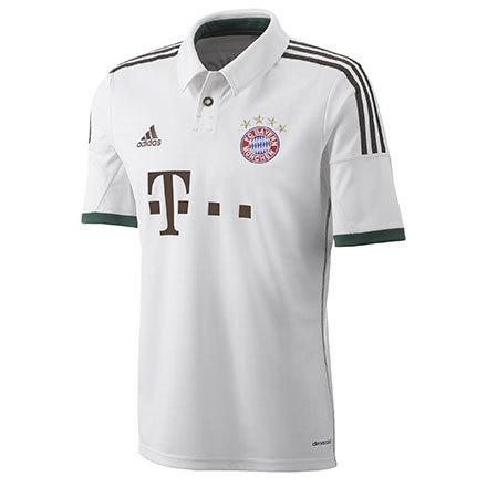 FC Bayern  away jersey 2013/14