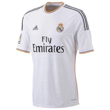 Real Madrid hjemmetrøje 2013/14