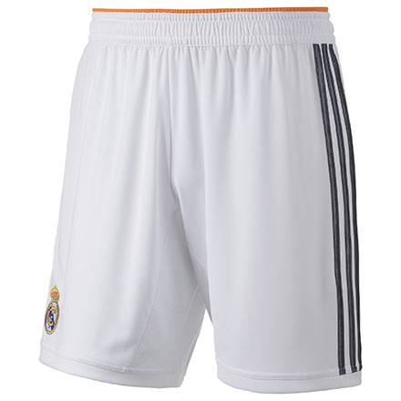 Adidas Real Madrid Home Shorts 13/14
