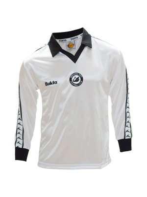 Swansea home retro jersey long sleeve - bukta