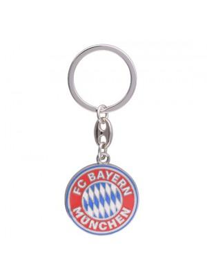 FC Bayern keyring - logo