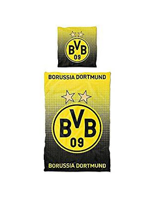 Dortmund duvet set - black - big logo