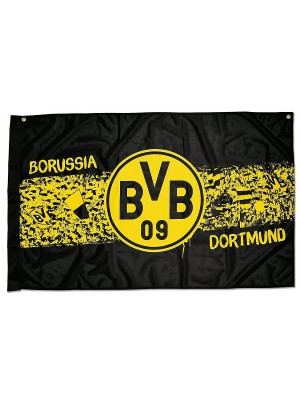 Dortmund flag - south stand