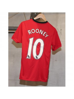 Manchester United home jersey boys - Rooney 10