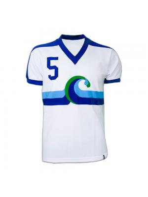 Copa California Surf ude 1980 retro trøje