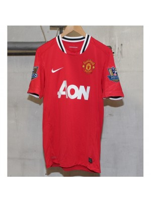 Manchester United home jersey 2011/12 - Iversen 13