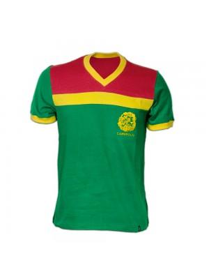 Copa Cameroon 1989 retro trøje