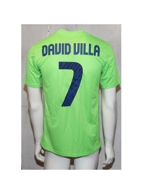 Nike teamsport trøje - David Villa 7