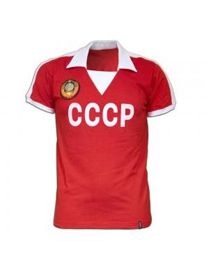 Copa CCCP Sovjet 1980erne retro trøje