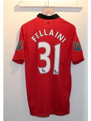 Manchester United hjemme trøje 2013/14 - Fellaini 31