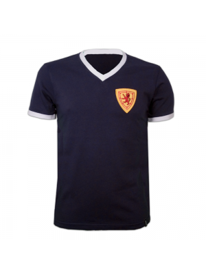 Skotland 1960erne retro trøje