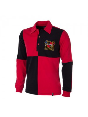 Sheffield FC 1950's Long Sleeve Retro Shirt
