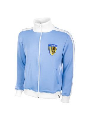 FC Karl-Marx Stadt 1970erne retro jakke