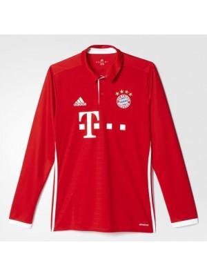 FC Bayern home jersey Long Sleeve 2016/17