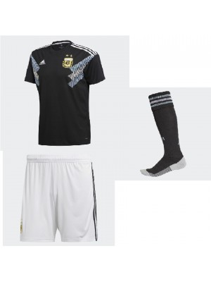 Argentina away kit World Cup 2018 - youth size
