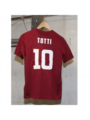 AS Roma home jersey - youth