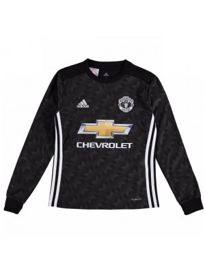 Manchester United L/S away jersey - youth