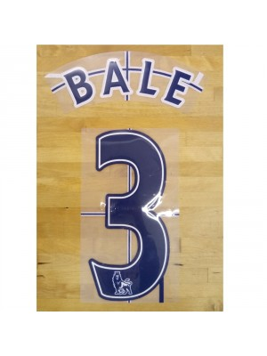 Premier League navy/white tryk BALE 3