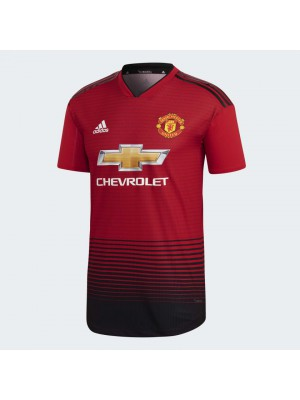 Man Utd home jersey authentic - adult