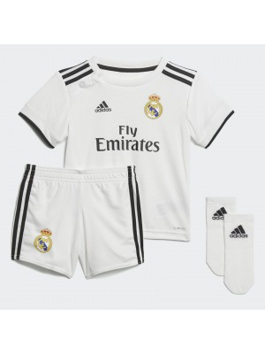 Real Madrid home kit baby