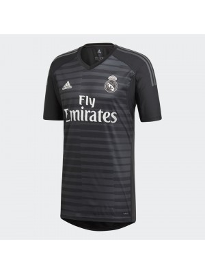 Real Madrid home goalie jersey